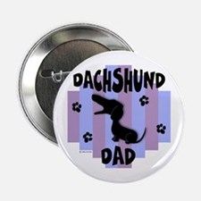 Dachshund Dad Button