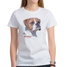 Boxer w/Natural Ears (2) Tee