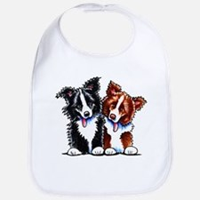 Little League Border Collies Bib