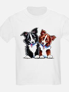 Little League Border Collies T-Shirt