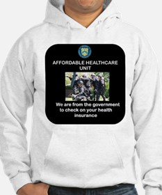 AFFORDABLE HEALTHCARE UNIT Hoodie