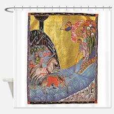 Toros Roslin Armenian Illuminator Shower Curtain