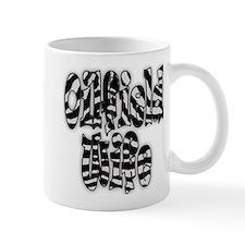 Zebra Oilfield Wife Mugs