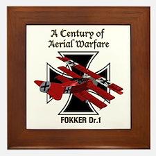 Fokker Dr.1 Framed Tile