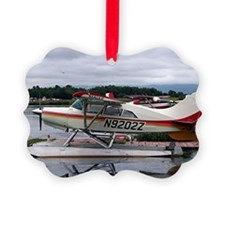 Float plane, Lake Hood, Anchorage Ornament
