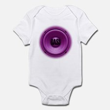BASS Speaker Infant Bodysuit