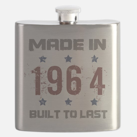 Made In 1964 Flask