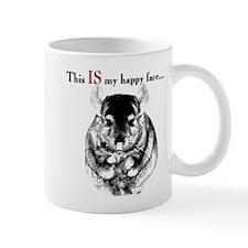 Chinny Happy Mug