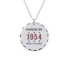 Made In 1954 Necklace