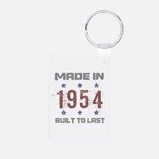 Made In 1954 Keychains