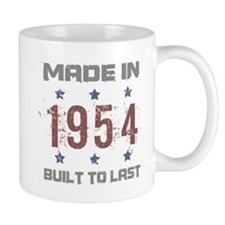 Made In 1954 Mug
