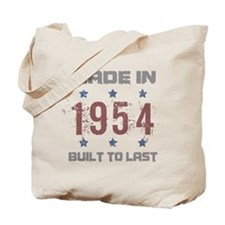 Made In 1954 Tote Bag