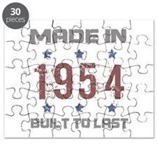 Made In 1954 Puzzle