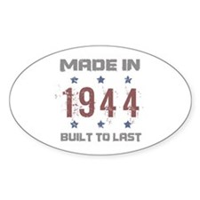 Made In 1944 Decal