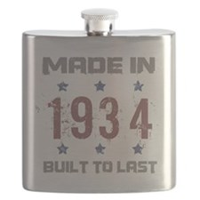 Made In 1934 Flask