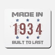 Made In 1934 Mousepad