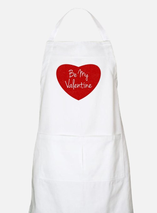 Be My Valentine Conversation Heart Apron