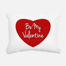 Be My Valentine Conversation Heart Rectangular Can
