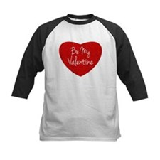 Be My Valentine Conversation Heart Baseball Jersey