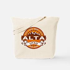 Alta Tangerine Tote Bag