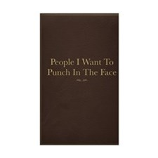 People I Want To Punch In The  Decal