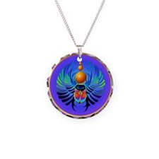 Scarab-ll Necklace