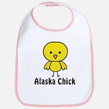 Alaska Chick Baby Bib