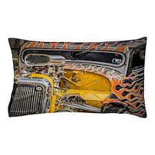 Flamed Beast Pillow Case