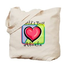 WB Grandma [Spanish] Tote Bag