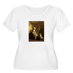 The Knitting Lesson T-Shirt