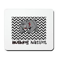 Bulldog Nation Mousepad
