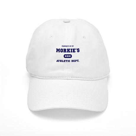 Property of my Morkie Cap