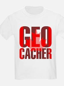 Canadian Geocacher T-Shirt