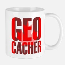 Canadian Geocacher Mug