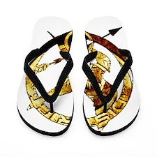 MockingJay Flip Flops