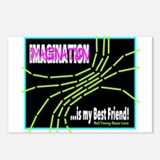 Imagination-Neil Young/t-shirt Postcards (Package