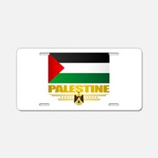 Palestine Aluminum License Plate