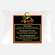 Scorpio-Zodiac Sign Pillow Case