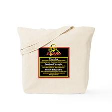 Scorpio-Zodiac Sign Tote Bag