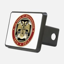 Scottish Rite 200 years Hitch Cover