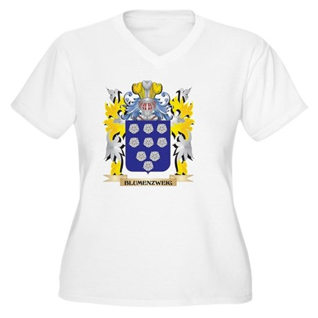 Blumenzweig Coat of Arms - Famil Plus Size T-Shirt