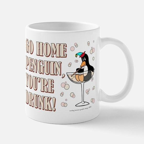 GO HOME... Mugs