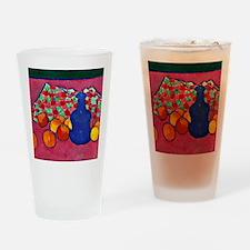 Jawlensky - Blue Vase with Oranges Drinking Glass