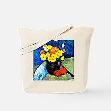 Jawlensky - Floral Still Life  Tote Bag