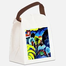 Jawlensky - Nature's Festival Canvas Lunch Bag