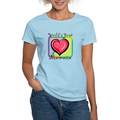 WB Grandma [Romanian] Women's Light T-Shirt