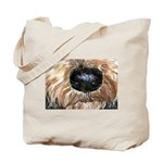 Airedale Terrier Dog Nosey Tote Bag