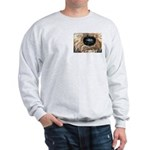 Airedale Terrier Dog Nosey Sweatshirt
