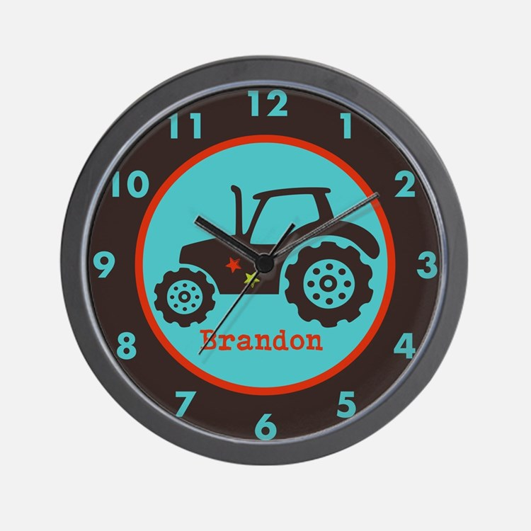 Tractor Clocks | Tractor Wall Clocks