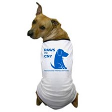 Blue Logo Dog T-Shirt
